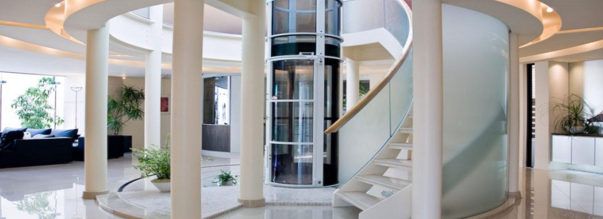 آسانسور پانوراما_panoramic elevator