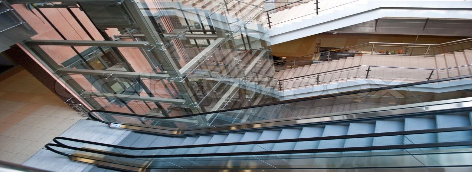 پله برقی_escalator
